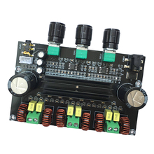 2*80W+100W High-Power Digital Amplifier Board AMP TPA3116D2*2 XR-M573 High power Amplifiers