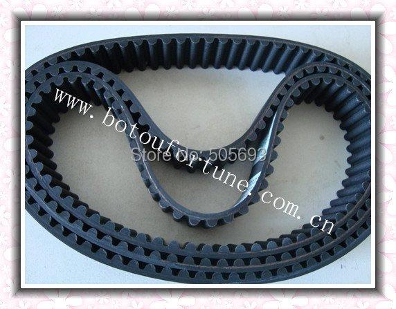 GT2 ceinture ronde avec 150mm, 800mm 726mm longueur 6mm largeur et GT2 poulie de distribution
