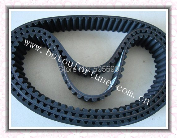 GT2 round belt with 150mm ,800mm 726mm length 6mm width and GT2 timing pulley