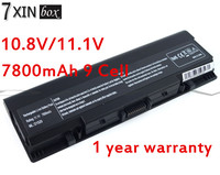 11 1V 7800mAh Replacement Laptop Battery FP282 GK479 For Dell Inspiron 1520 1521 1720 1721 530s