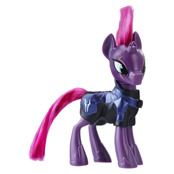 Magic Tempest Rarity Unicorn PVC Figure
