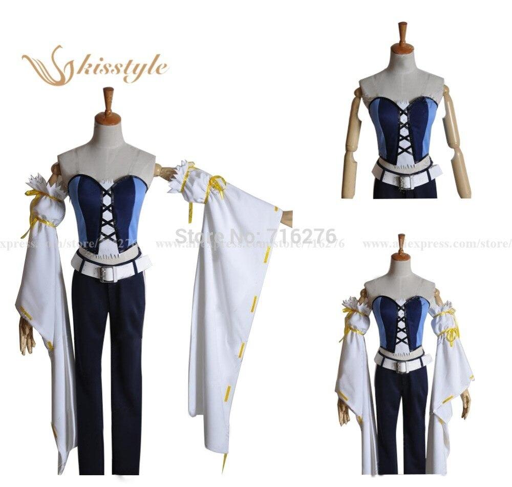 Здесь продается  Kisstyle Fashion Anime Brave10 Sanada Ten Braves Juuyuushi Anastasia Cloth Uniform Cosplay Costume Custom-Made  Одежда и аксессуары