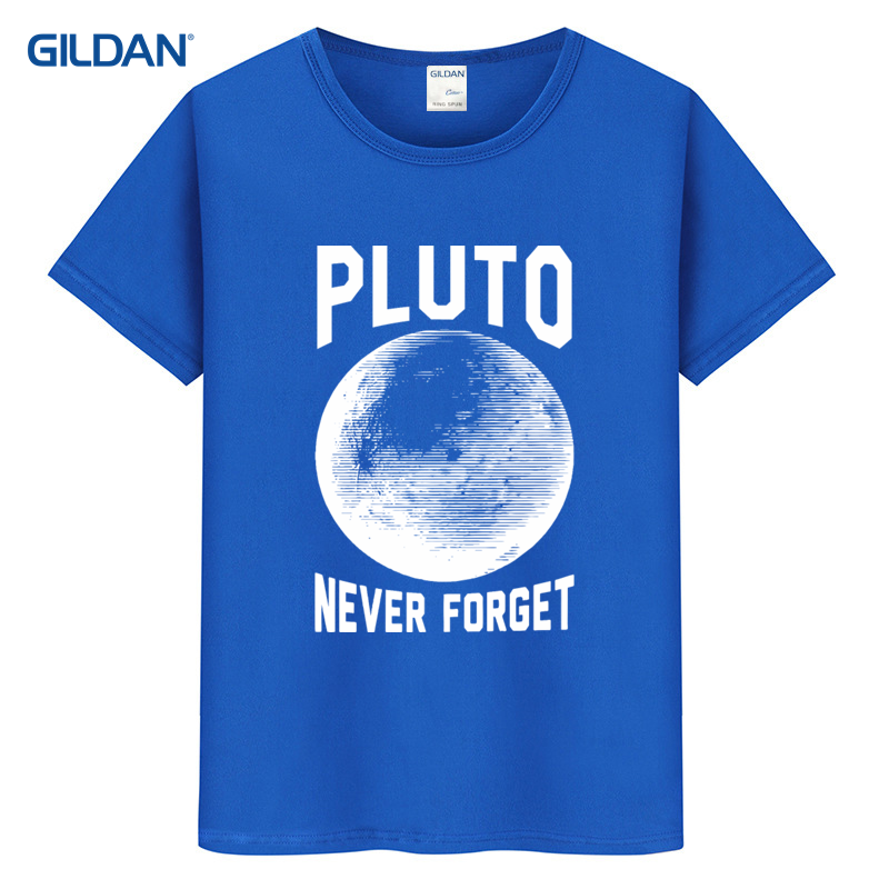 62f83db6a Mens t shirt science gifts planet pluto never forget funny pluto tee shirt  brands for men t shirt buy online-in T-Shirts from Men's Clothing on ...