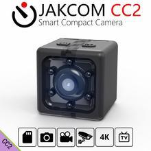 JAKCOM CC2 Inteligente Câmera Compacta como Filmadoras Mini em mini camara espia auto câmera mini câmera sq12