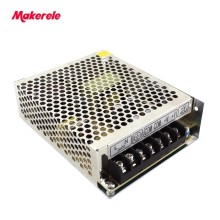 100w dc-ac Single Output Switching Power Supply 110V 220V AC to 3/5/7.5/12/15/24/27/48VDC Driver for LED light Strip 12v 50a output 110v input single output 600w switching power supply for led strip light ac to dc with pfc function