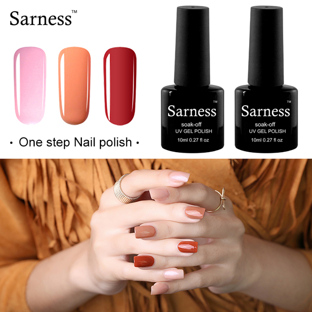 3 in1 Professional Gel Nail Polish Soak off Quality Easy Nail Beauty ...