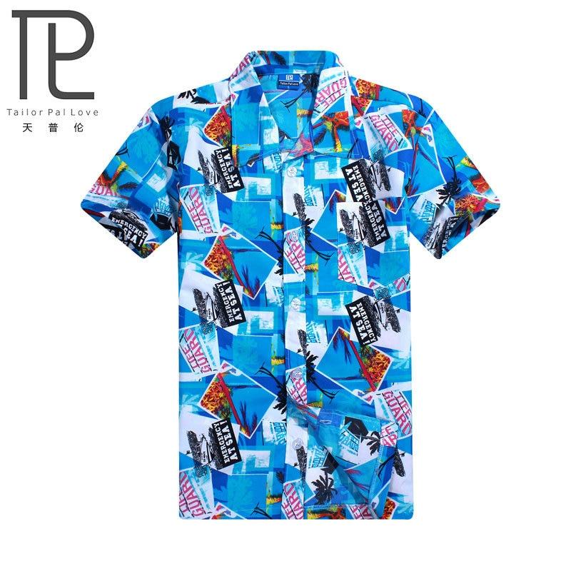 მამაკაცები Hawaii პერანგი - კაცის ტანსაცმელი - ფოტო 1