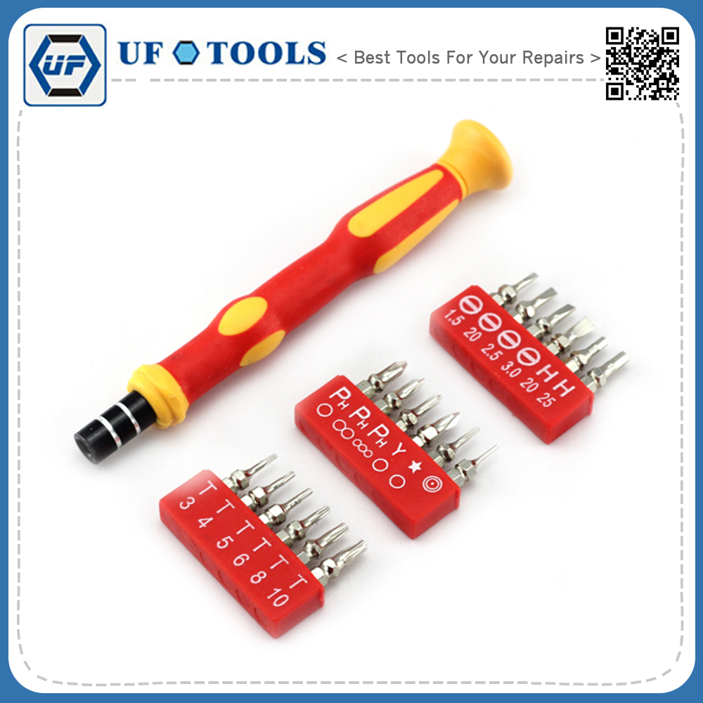 buy t3 t4 t5 t6 torx screwdriver set 19 piece mobile phone screwdriver repaire kit tools from reliable torx screwdriver set suppliers on