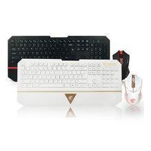 Беспроводной клавиатуры и мыши геймер игровой набор комплект комбо 2.4 г лазерной мышь для настольного компьютера ноутбук офис, набрав Бесплатная доставка
