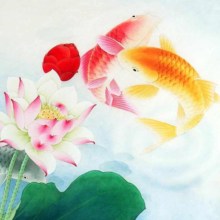 мнению цветы картинки с рыбками него стоит