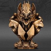 OGRM последний рыцарь. GK серии Вэй день бронзовый бюст Seiko Специальное предложение Лидер продаж Craft старинные домашнего декора