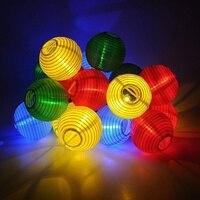 20 LED Lamp Buitenverlichting Fairy Globe Kerst Decoratieve Licht voor Party Holiday Bal Lichtslingers Nieuwe