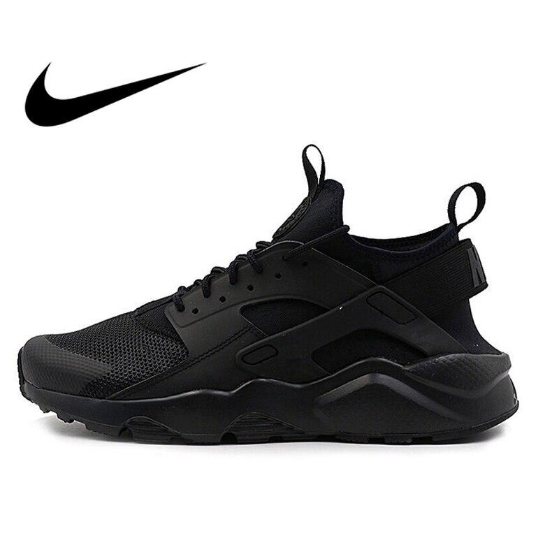 29a8d92a Original NIKE AIR HUARACHE RUN ULTRA Mens Breathable Running Shoes Sneakers  Classic Tennis Outdoor Comfortable Durable