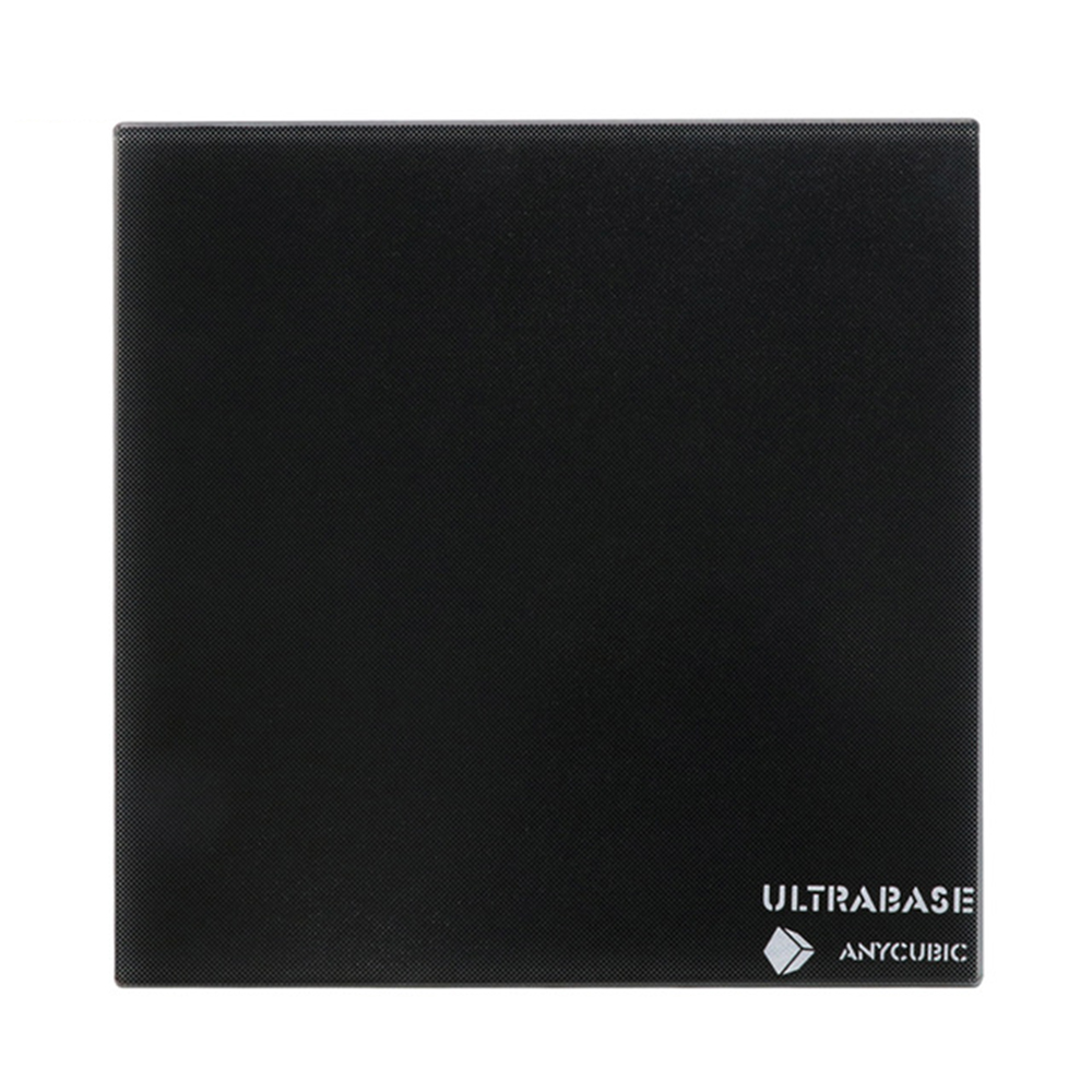 310*310mm Ultrabase 3D Printer Platform Heated Bed Build Surface Glass plate 310x310x4mm for Ancyubic cr10 MK2 MK3 Hot bed 400deg upgrade ultrabase self adhesive build surface glass plate 310x310mm for creality cr10 cr 10 series 3d printer
