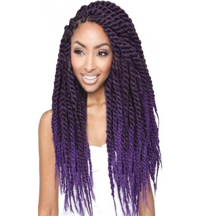 2016 New Twist Hair 6packs Lot Mixed And Ombre Color 20