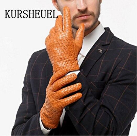 KURSHEUEL Розкішні чоловічі сенсорні - Аксесуари для одягу