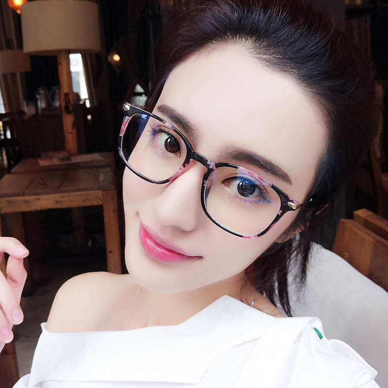 2019 New Anti Blue Light Glasses Female Computer Glasses