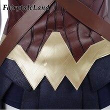 Disfraz de Mujer Maravilla de la Liga de la justicia de Cosplay