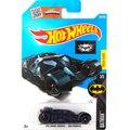 1: 64 Hot Wheels Бэтмен Серии Arkham Рыцарь Batmobile Модели Металлические Diecast Автомобили Коллекция Детские Игрушки Автомобиля Juguetes
