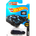 1:64 Hot Wheels Batman Series Arkham Knight Batmobile Models Metal Diecast Cars Collection Kids Toys Vehicle Juguetes