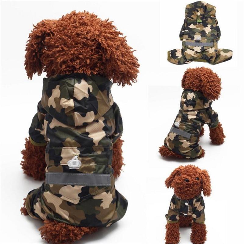 Hond-Regen-Jas-Kleding-Hond-Puppy-Casual-Hond-Regenjassen-Waterdichte-Jas-Kostuums-XS-XXL-4-kleur