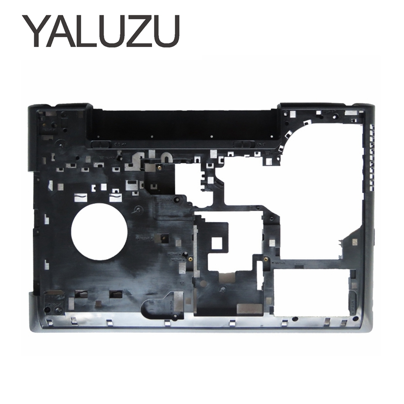 YALUZU New For <font><b>Lenovo</b></font> <font><b>G500</b></font> G505 G510 G590 Bottom <font><b>Case</b></font> Cover 15.6
