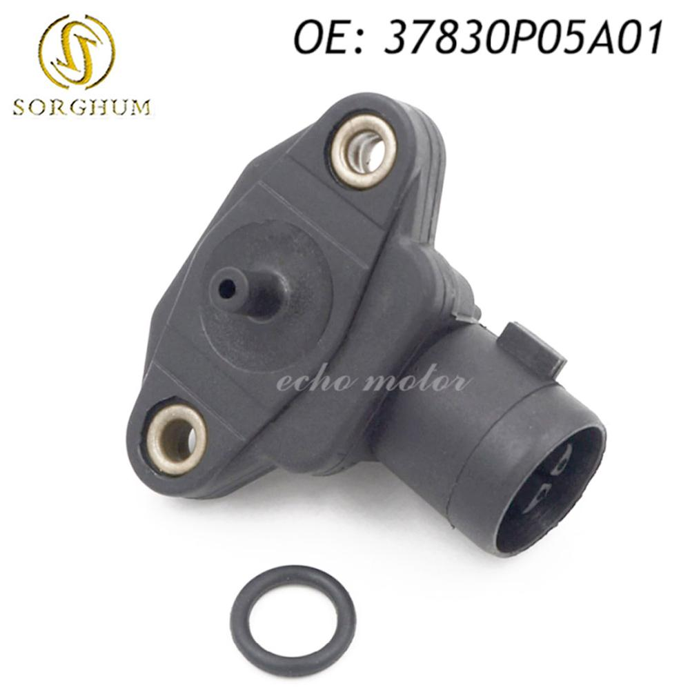 37830P05A01 Air Pressure MAP Sensor Assy For Honda Civic Accord CR-V HR-V