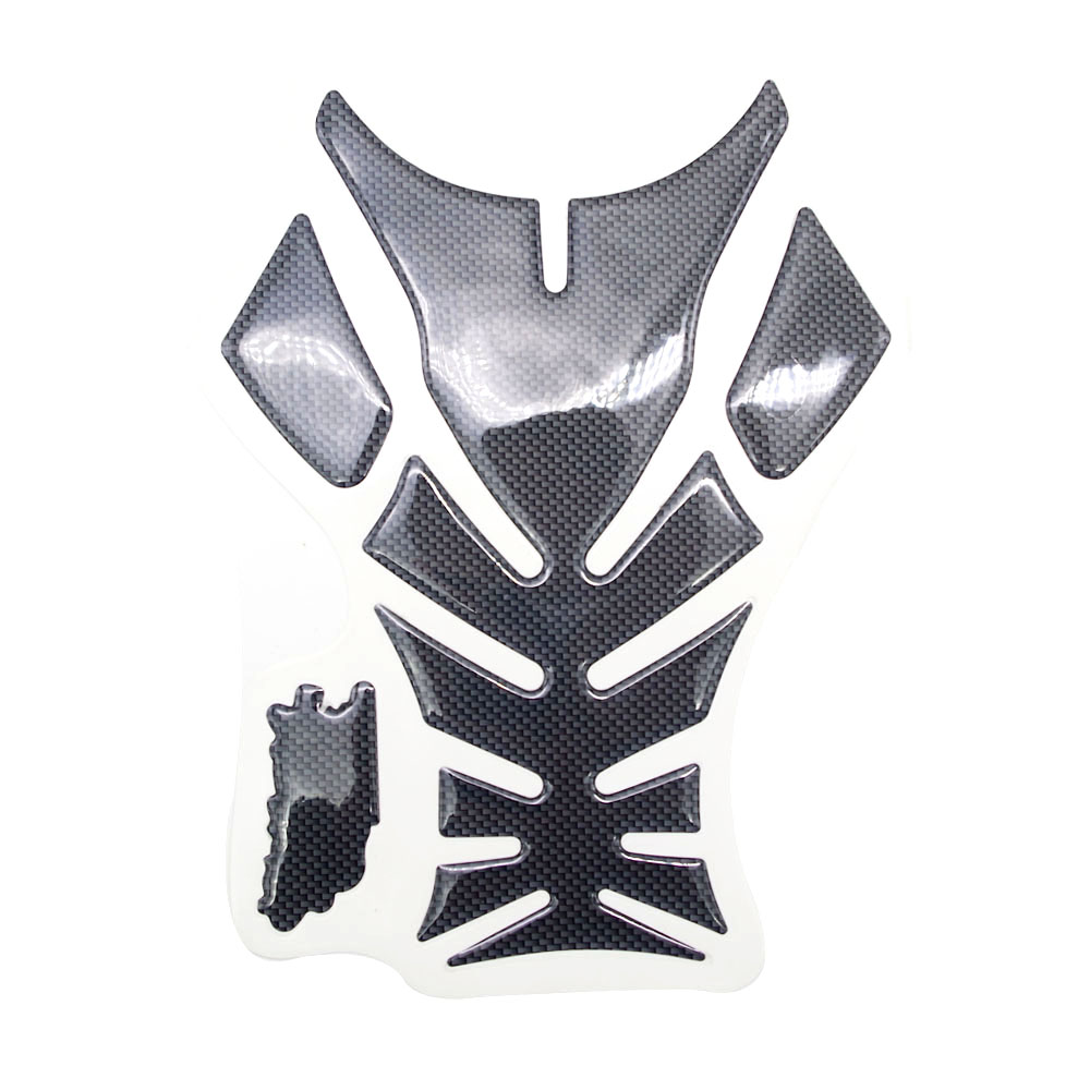 3D Motorcycle Sticker And Decals Fule Gas Tank Pad Tankpad Protector FOR Honda Cb190r Hyosung Gt250r Yamaha Yz 125 Yz 250 Er6f