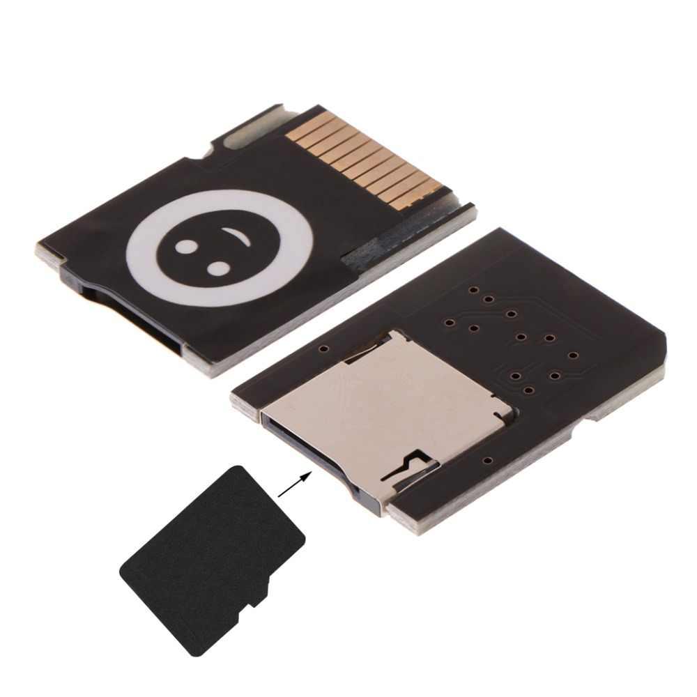 DIY Permainan Kartu Memori Micro SD Adaptor untuk PS Vita 1000 2000 SD2Vita Aksesoris