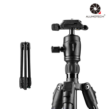 21″~58″ Portable Tripod Stand With Head Ball For Canon Nikon SDLR Camera Video