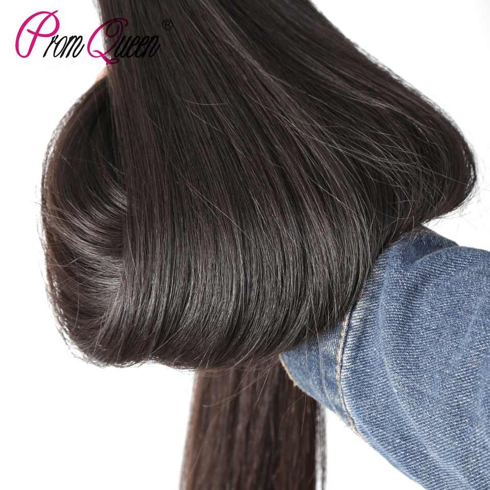34 36 Inch 38 inch 40 inch Brazilian Virgin Hair Straight Human Hair Bundles Grade Brazilian Hair Weave Bundles 1/3/4P/Lot
