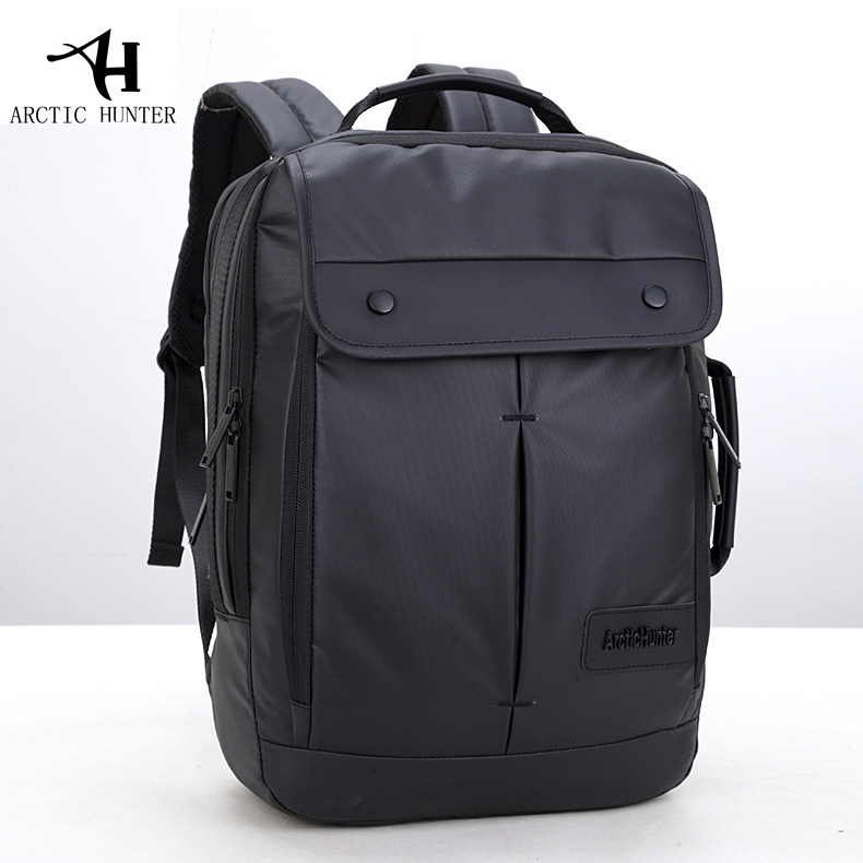 Men Backpack Business Multifunctional 15.6 inch Laptop Bag Fashion Water Resistant Backpack Large Capacity Male Travel Backpacks t plants multifunctional men large capacity backpacks oxford laptop bag for 14 inch college backpacks comfort travel backpack