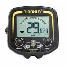Undergrdoun-Unidad de control de TX-850, detector de metales, pantalla LCD, piezas de TX-850 Discover Deluxe, buscador de oro, Cazador de tesoros