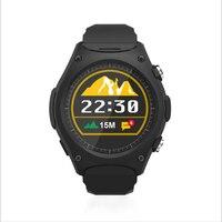 3.29!Newest Sports pedometer smart Q8 Waterproof IP57 Sport wrist watch MT2502 With Bluetooth G-sensor Heart Rate Compass pk F69