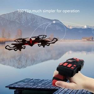"Image 3 - Dinosaure drone Winddragon כמו מל""ט WIFI ארבעה ציר רכב לובש יד תחושה שלט רחוק מטוסי צעצועים מיני drone"