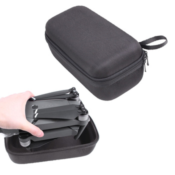 SUNNYLIFE Portable EVA Storage Bag Travel Carrying Case Cover Pouch Box Hard Shell for DJI Mavic Pro and Spark Drone Fuselage