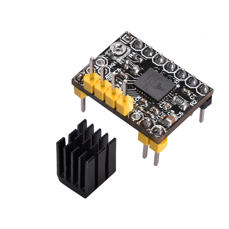 3D printer accessories TMC2130 stepper motor driver independent packaging heat dissipation