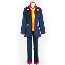 Anime Tales of Xillia 2 Alvin Cosplay Costume