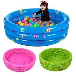 Надувной бассейн детский плавательный бассейн Piscina портативный открытый детский ванна для бассейна детский бассейн для игры в воду