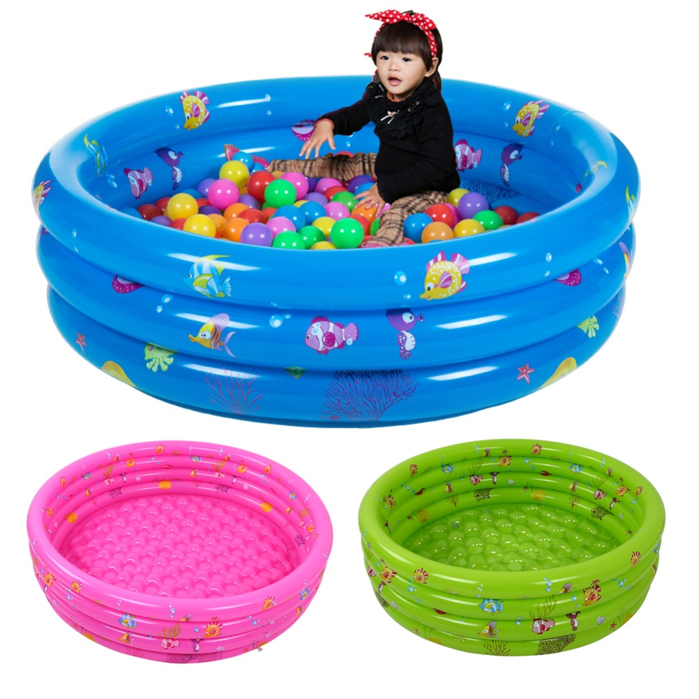Inflatable Pool Baby Swimming Pool Piscina Portable Outdoor Children Basin Bathtub kids pool baby swimming pool water play bestway round baby pool baby wading pool thick folder mesh stent pool children bathing pool 152 38cm