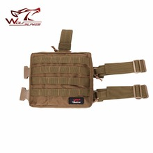 V2 Military Hunting Accessories Bags MOLLE Tactical Magazine Pouch Flashlight Sh