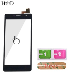 Image 4 - Touch Screen Panel For DEXP Ixion ES950 Touch Panel Touch Screen Digitizer Front Glass Sensor Smartphone Mobile Tools Adhesive