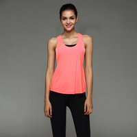 2016 Hot Women Sexy Clothing Fitness Bodybuilding Sleeveless Temperament Cotton Gym Tank Top Women Vest Tops