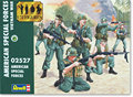 Free shipping for Revell prestige 1:72 the Vietnam war United States soldiers 02527