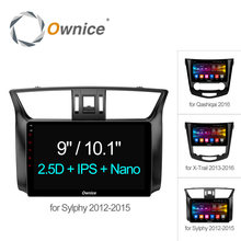 """10,1 """"Ownice C500 + Android 6.0 Octa 8 Core Auto GPS Radio Player DVD Car Stereo für Nissan SYLPHY QASHIQAI X-trail 32G 4G LTE"""