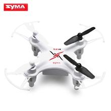 Оригинал syma x12s вертолет 4ch 6-осевой гироскоп мини дроны quadcopter гироскопа со светодиодной подсветкой drone для детей toys