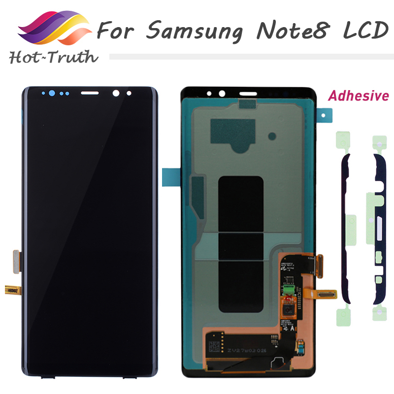 6.3 Original Super AMOLED Note 8 Display For SAMSUNG Galaxy Note8 LCD N950 N950F Display Touch Screen Replacement Parts+Frame6.3 Original Super AMOLED Note 8 Display For SAMSUNG Galaxy Note8 LCD N950 N950F Display Touch Screen Replacement Parts+Frame