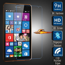 Tempered Glass for Microsoft Lumia 535 Dual SIM RM 1090 Glass Screen Protector Protective Film Pantalla