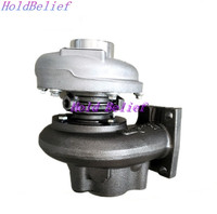 Novo Turbo 727263-0001 Turbocharger para o Motor Industrial 2674A321 1004.4