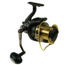 YOLO LS10000 LS12000 Saltwater 13BB Long shot distant wheel Spinning Fishing Reel